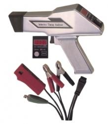 Lampa stroboskopowa cyfrowa z wyświetlaczem